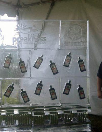 Corporate Spirits 013 Jägermeister Ice Wall