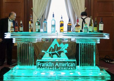 Ice Bar 003 Franklin American Mortgage Company