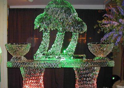 Ice Bar 014 Palm Trees