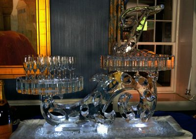 Ice Bar 024 Champagne Station