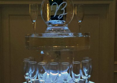 Ice Bar 033 Champagne Station