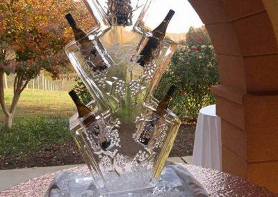 Ice Bar 036 Wine Rack