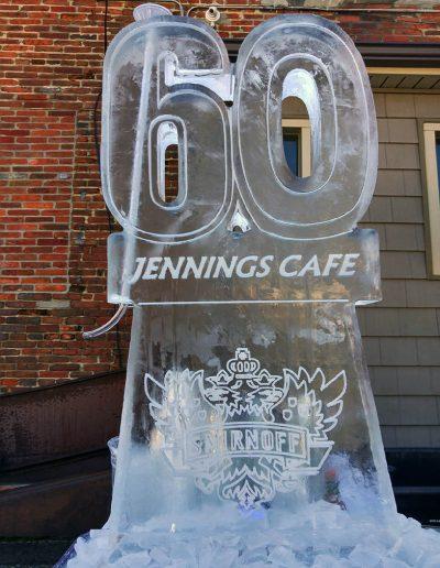 Ice Luge 007 Jennings Café