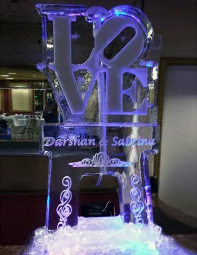 Ice Luge 016 Love