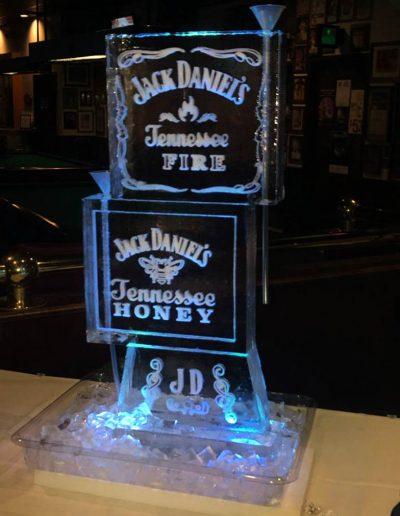 Ice Luge 017 Jack Daniel's Double