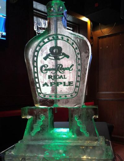 Ice Luge 028 Crown Royal Regal Apple