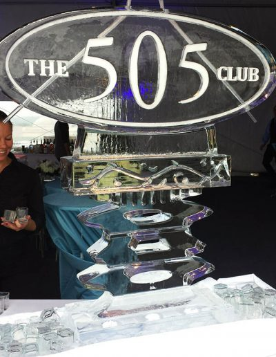 Ice Luge 038 The 505 Club