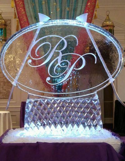 Ice Luge 039 Monogram