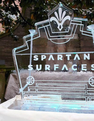 Ice Luge 046 Spartan Surfaces