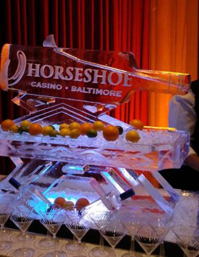 Ice Luge 053 Horseshoe Casino