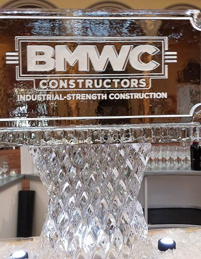 Ice Sculpture Logo 013 BMWC