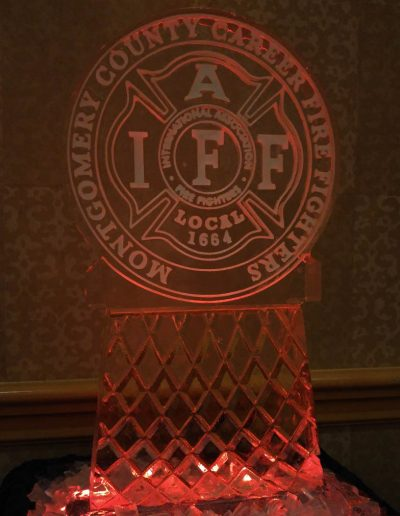 Ice Sculpture Logo 032 IFF