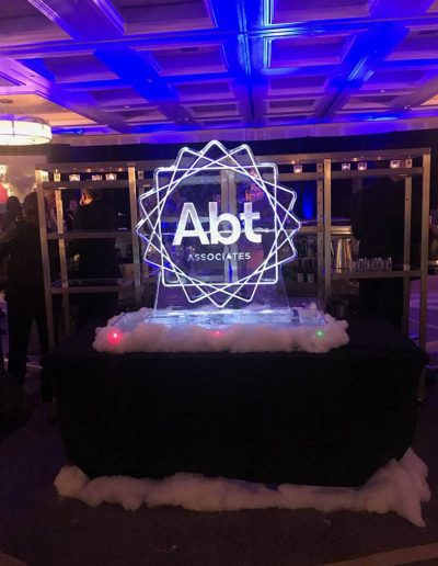 Ice Sculpture Logo 035 ABT