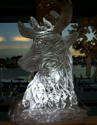 Ice Sculptures 011 Deer