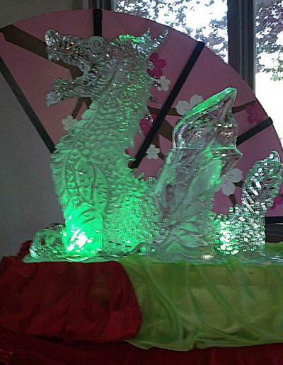Ice Sculptures 050 Dragon