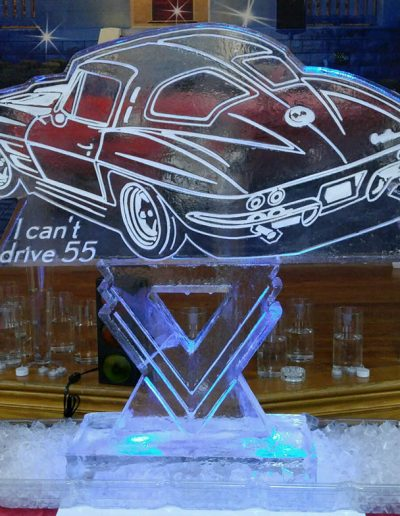 Ice Sculptures 052 63 Stingray