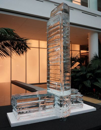 Ice Sculptures For Events 007 Sky Scraper