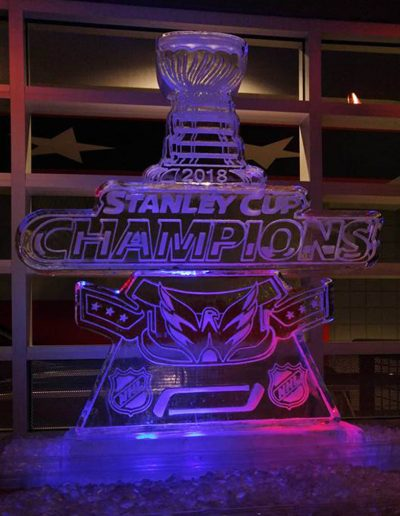 Ice Sculptures For Events 012 Stanley Cup Champions