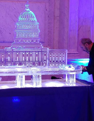 Ice Sculptures For Events 021 Congress Building
