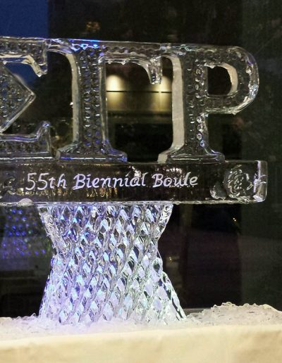 Ice Sculptures For Events 047 Fraternity Party