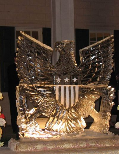 Ice Sculptures For Events 063 National Treasure Movie Prop