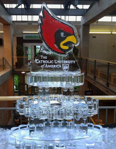 Ice Sculptures For Events 100 Cardinal Catholic University