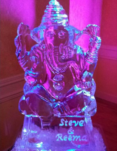 Wedding Ice Sculptures 011 DescriptionGanesh Chaturthi